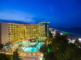 Marina Grand Beach Hotel - All Inclusive, hotel in Golden Sands