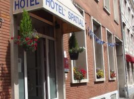 Au Spatial, hôtel à Amiens