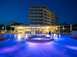 Hotel Abano Verdi, отель в Абано-Терме