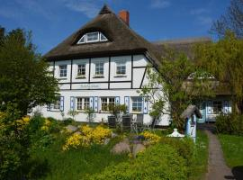 Reethäuser auf Rügen, Hotel in Middelhagen