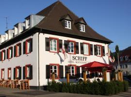 Gasthaus Schiff, Hotel in Freiburg im Breisgau