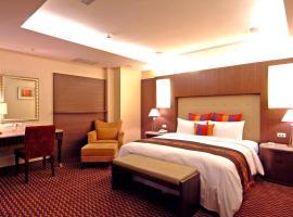 Jingan Classic Inn, hotel in Zhonghe
