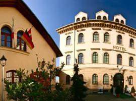 Hotel Bayerischer Hof Dresden, хотел в Дрезден