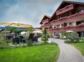 Hotel Viktoria, Hotel in Oberstdorf