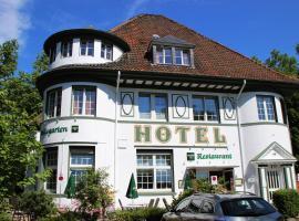 Hotel Restaurant Volksgarten Mengede, hotel in Dortmund