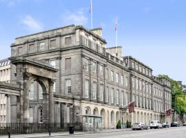 Apex Waterloo Place Hotel, hotell i Edinburgh