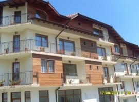 Хотел Газей, хотел близо до Връх Вихрен, Банско