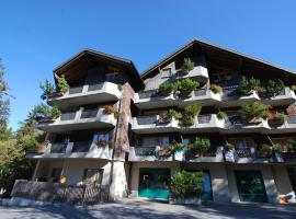 Aparthotel Edy Bruggmann AG, hotel in Flumserberg