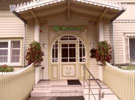 Villa Johanna Guesthouse, hotell sihtkohas Pärnu