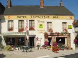 Hôtel Restaurant De La Place, hotel in Montmort-Lucy