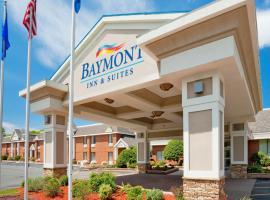 Baymont by Wyndham East Windsor Bradley Airport, Hotel in East Windsor