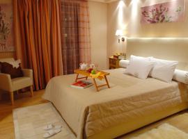Olympic Fashion Hotels, hotel near Elefthérios Venizélos Airport - ATH, Athens