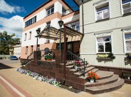 Отель История, отель в Вологде