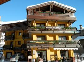 Hotel Meynet, Hotel in der Nähe von: Matterhorn, Breuil-Cervinia