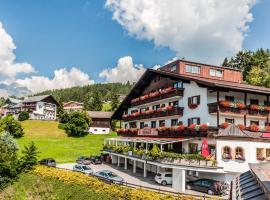 Hotel Habhof, Hotel in Seefeld in Tirol