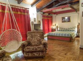 Hotel Villino Della Flanella, отель в Модене