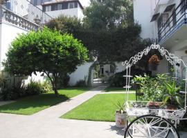 Hotel Casa Gonzalez, hotel near San Ildenfonso College, Mexico City