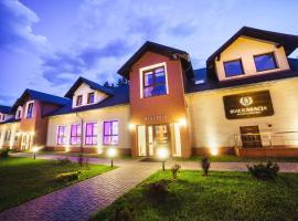 Biała Akacja Resort & Business – hotel w mieście Łąka Prudnicka