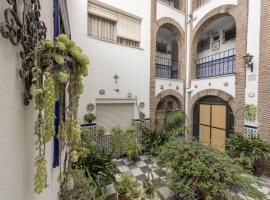 Hotel San Andres, hotel in Jerez de la Frontera
