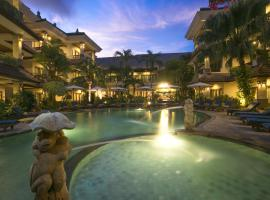 Parigata Resorts and Spa, hotel in Sanur