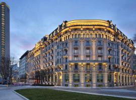 Excelsior Hotel Gallia - Luxury Collection Hotel, family hotel in Milan
