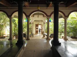 Saratha Vilas Chettinad, hotel in Kānādukāttān