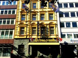 Hotel Bismarck, hotel near Theater an der Kö, Düsseldorf