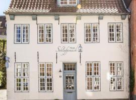 Haus Schlafgemach, villa i Flensborg