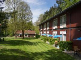 Hotel de Stoppelberg, hotel dicht bij: station Zutphen, Beekbergen