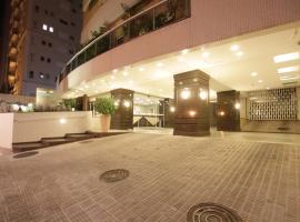 Hotel Confiance Batel, hotel em Curitiba