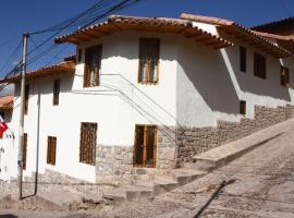 Maison Fortaleza, B&B in Cusco