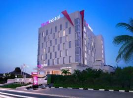favehotel Palembang, spa hotel in Palembang