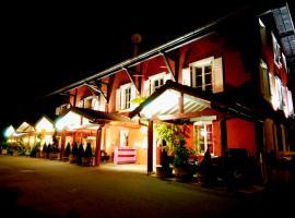 Auberge De Maison Rouge, hôtel à Vétraz-Monthoux près de: Téléphérique du Salève