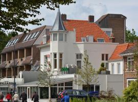 Hotel Restaurant Piccard, hotel in Vlissingen