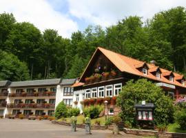Hotel-Restaurant Jagdhaus Heede, hotel in Hannoversch Münden