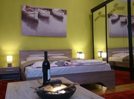Délibáb Apartment, hotel poblíž významného místa Náměstí hrdinů, Budapešť