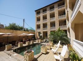 Гостиница Белая Волна, отель в Дагомысе