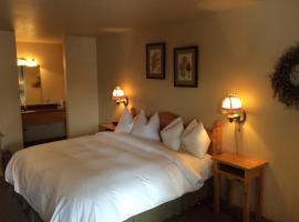 Linderhof Inn, hotel in Leavenworth