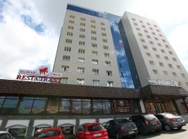 Отель Иремель, отель в Уфе
