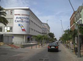 Hotel Avenida de Canarias, hôtel à Vecindario près de: Aéroport de Grande Canarie - LPA
