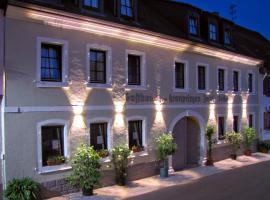 Zum Kronprinzen, Hotel in der Nähe von: Blättersberg, Weyher