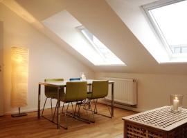 Ferienwohnung Dörrie im Zentrum, apartment in Münster