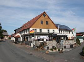 Landgasthof Kaiser, room in Bad Wünnenberg