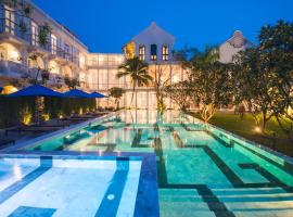 Little Nyonya Hotel, hotel in Phuket