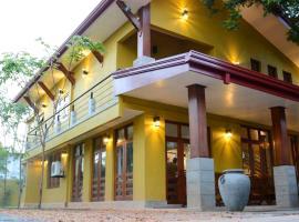 Inlak Garden Hotel, hotel en Negombo