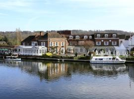 Macdonald Compleat Angler, hotel near Cliveden House, Marlow