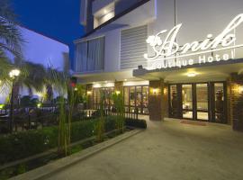 Anik Boutique Hotel & Spa on Norodom Blvd, hotel near Aeon Mall, Phnom Penh