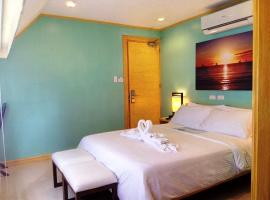 Shore Time Hotel Boracay, отель в Боракае