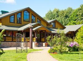 Бутик-отель Юрьевское Подворье, отель в Великом Новгороде