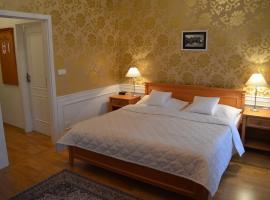 Zamecky Hotel Lednice – hotel w mieście Lednice